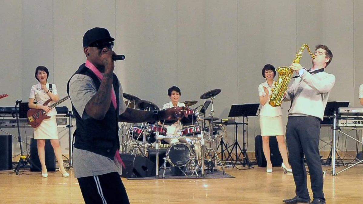 Meet the Moranbong Band: NK's All Female Pop Group & Dennis Rodman Favorite