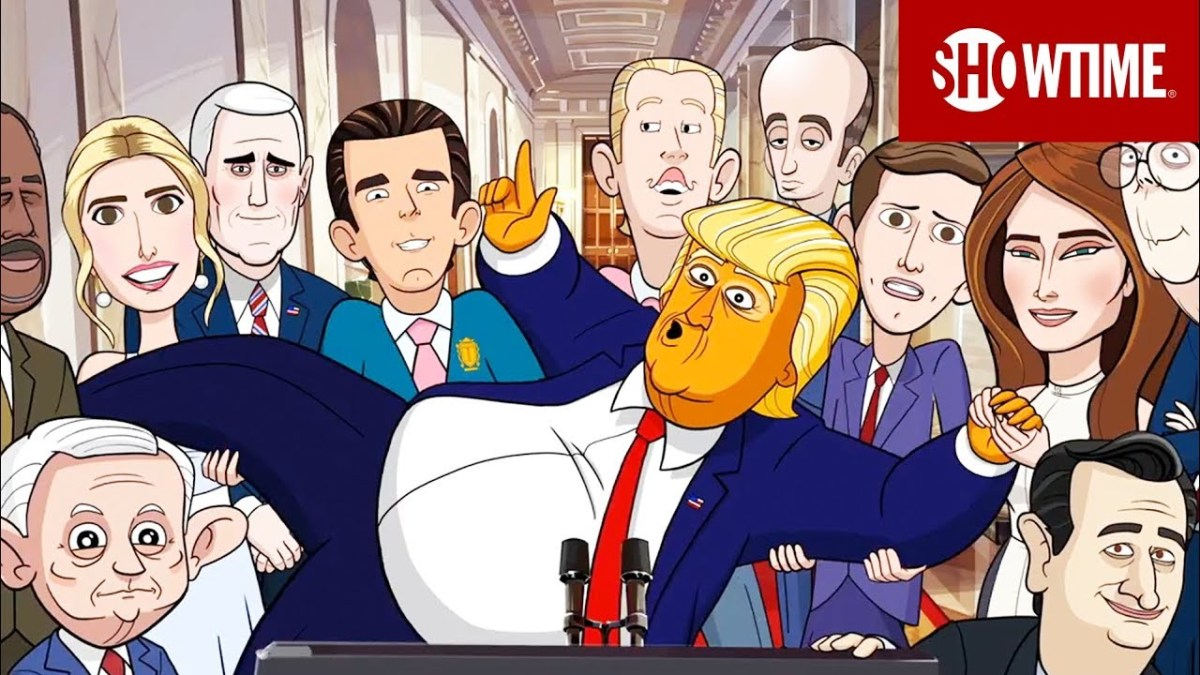 Our Cartoon President Series Premiere is Now Available Free