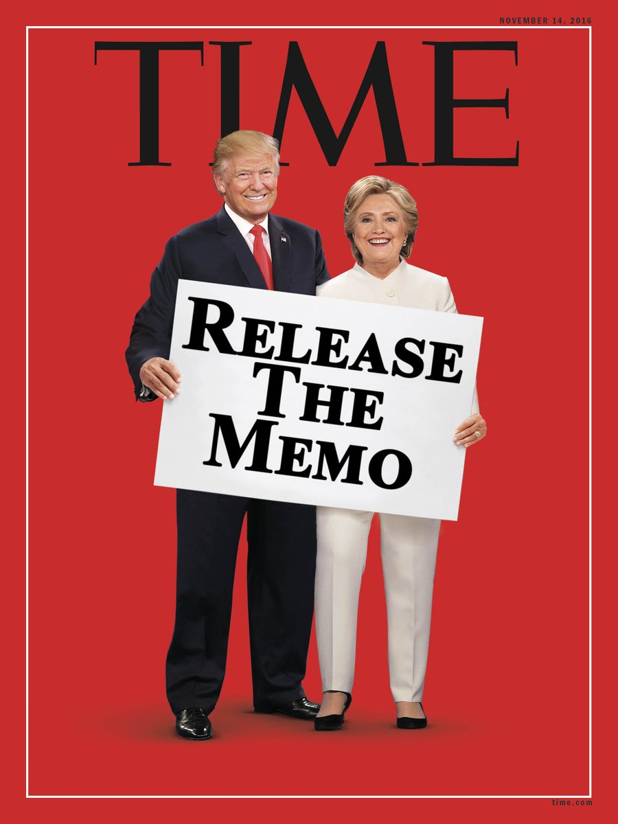 """""""Release the Memo"""" Memes: Twitter Funnies"""
