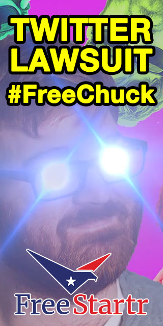 Twitter Lawsuit Filed by Charles (Chuck) Johnson, Alt-Right Journalist Permanently Banned in 2015