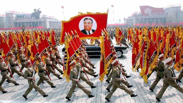 North Korea to mark Army Founding Day February 8, Day Before PyeongChang Olympics, South Korea Announces