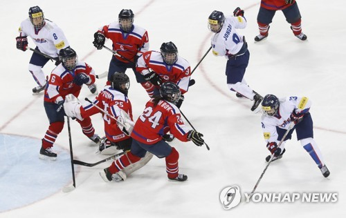 South Korea coach objects to proposed unified Korean team in women's hockey