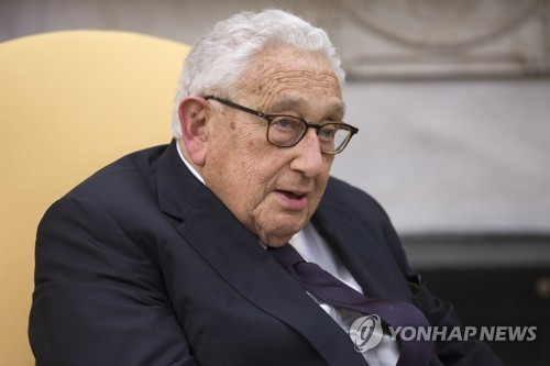 Kissinger rejects 'freeze-for-freeze' with North Korea