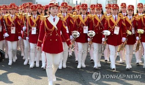 North Korean charm offensive goes operational at PyeongChang Olympics