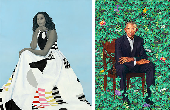 Obama's Letter Introducing Offical Portraits is Optimistic & Deeply Personal