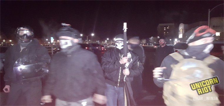 Neo-Nazis Driven Off CSU Campus After Turning Point USA Event