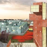 Steven Holl: Sketches, Watercolors, Collages
