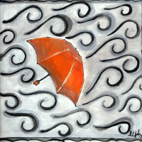 The Secret of the Lost Umbrella | Essay on Orange