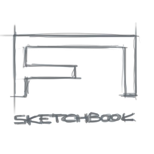 Florian Mack - Logo - Sketchbook