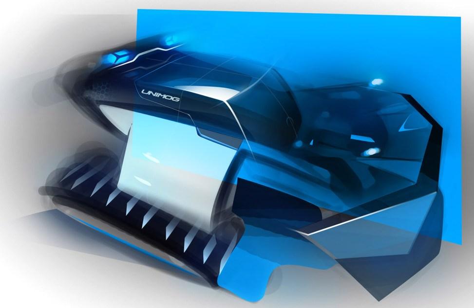Industrial Design Sketch - Florian Mack - IZE