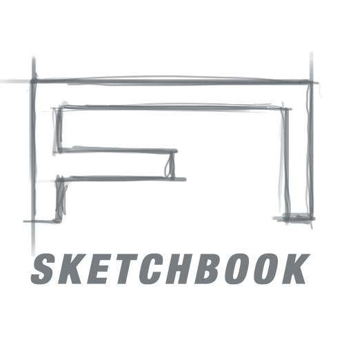 Florian Mack Sketchbook Logo