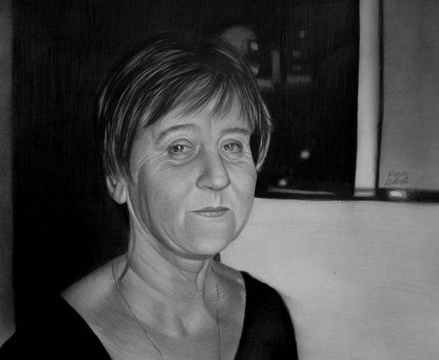 My Mom 2015 by Mariusz Kedzierski
