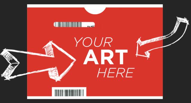 netflix your art here