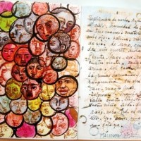 Frida's Diary: Her Tortured Art Journal