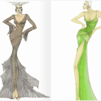 Art of the Dress: Wayne Clark