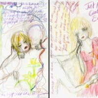 """And She's Not Even Pretty:"" Courtney Love's Art Show"