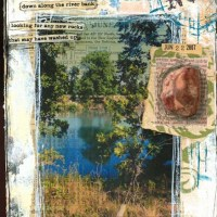 Patty Van Dorin's Journal Pages