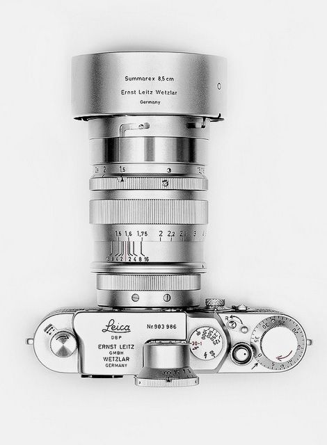 Leica Camera... is there anything sexier?