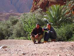 amongst-friends - Sketching & Painting Holidays in Morocco