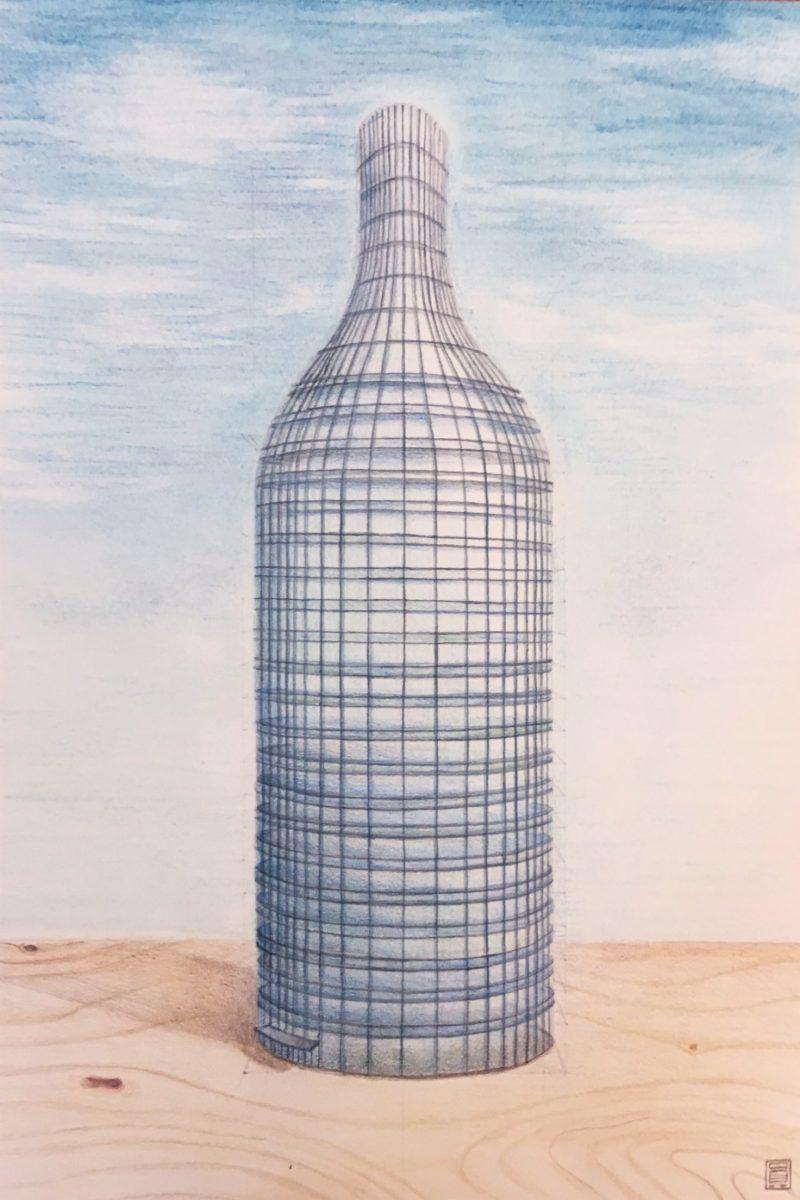 ボトルタワー