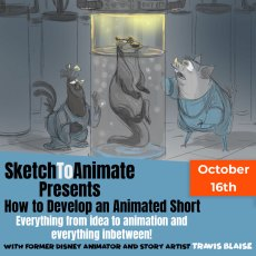 How to develop an animated short promo image