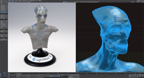 LightWave 11.6 and NevronMotion Final Releases Now Available