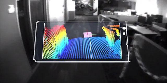 Tango : Google's 3D-Modeling Phone