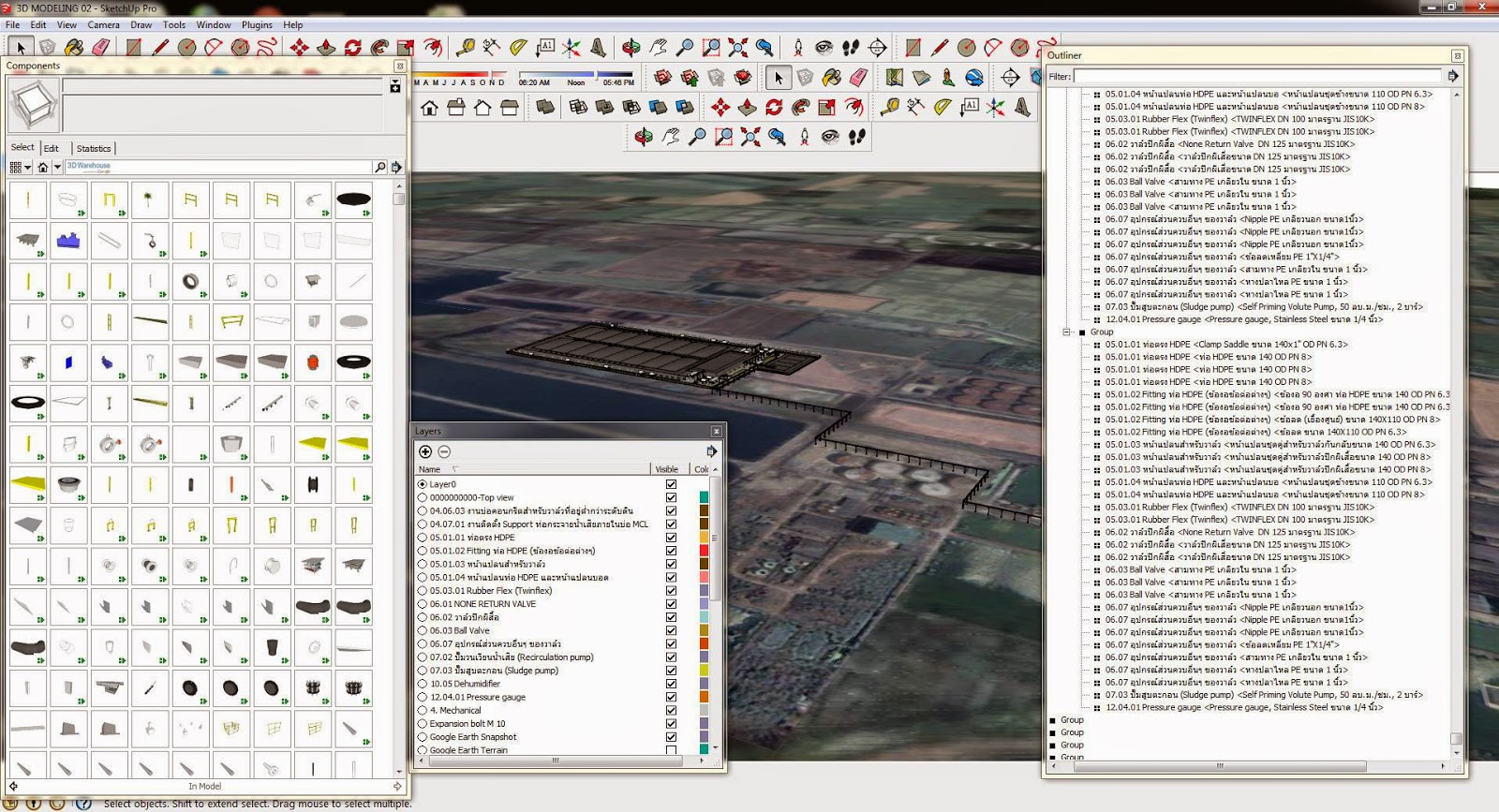 Interview with Warunyoo Songkran - an environmental engineer and Manager of Virtual Design and Construction at Premier Energy