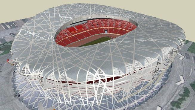 Sketchup Components 3d Warehouse Stadium Sketchup 3d