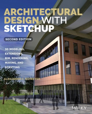 Architectural Design with SketchUp (book cover)