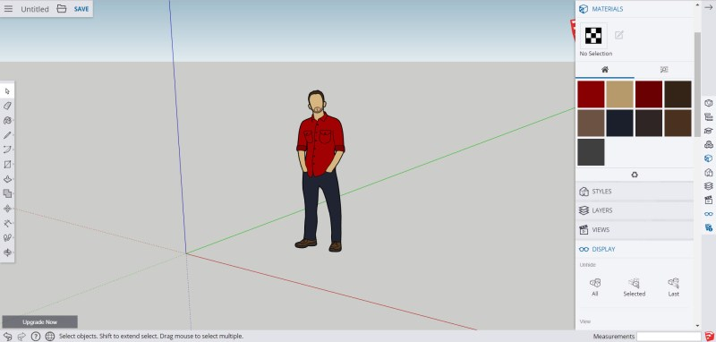 Changes and Errata | SketchUp for Design