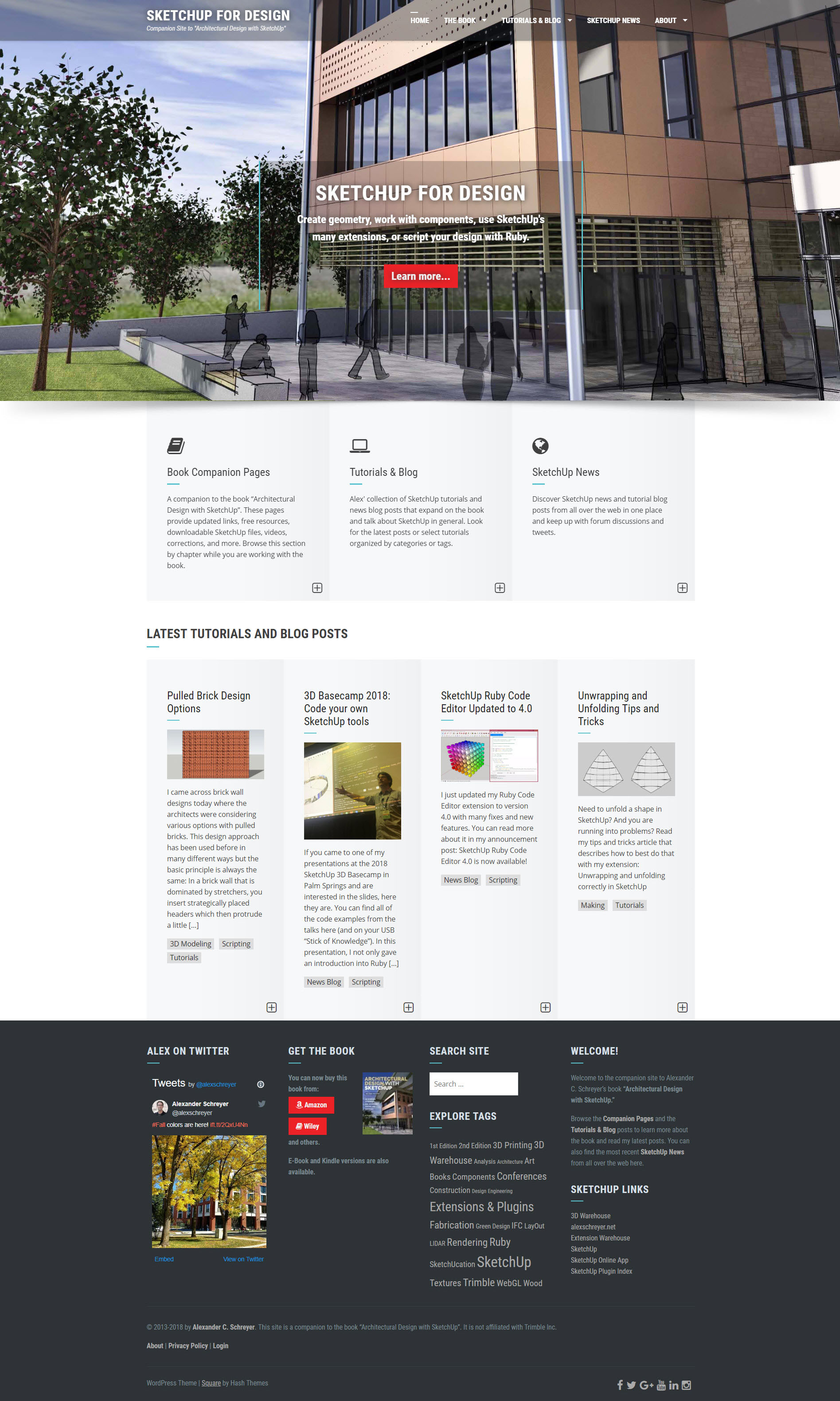SketchUp for Design - New and Improved! | SketchUp for Design