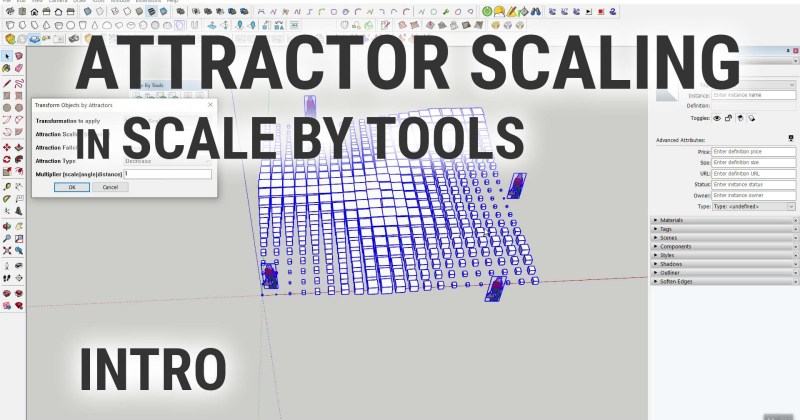 Attractor-Based Scaling with Scale By Tools