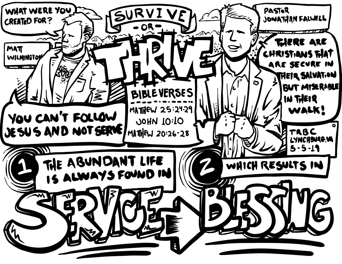Survive or Thrive, Part 2. Thomas Road Baptist Church