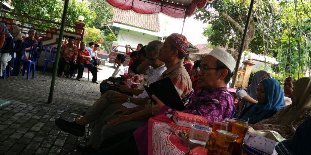 Syawalan Kbby Wujudkan Silahturrahmi Yang Kuat Sketsa Indonesia