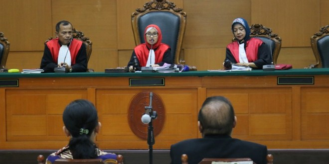 Terdakwa Ijazah Palsu Dituntut 9 Tahun Denda 1 Miliar