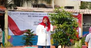 Asian Games 2018 : Kawasan Masjid Akbar di Tata, Awas PKL Balik Penuhi Kawasan