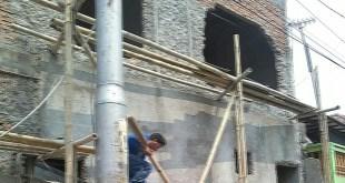 Enak Jaman "Ahok" Hantu Bangunan, Satpol PP Bermasalah Kita Bongkar
