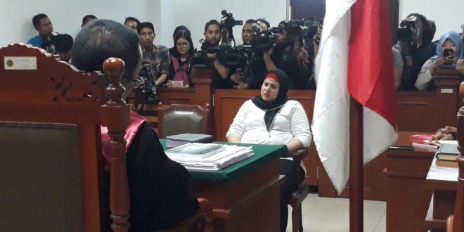 Kasus Narkoba, Putri Elvy Sukaesih Diputus 1.5 Tahun Rehabilitasi