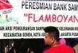 Peresmian Gerakan Bank Sampah Jakarta Pusat