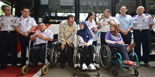 4 Orang Penyandang Disabilitas Sebagai Pegawai Di Kemenhub
