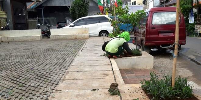 Lurah Kwitang ; Menata Kampung Tematik Religi dan Penghijauan Pemukiman