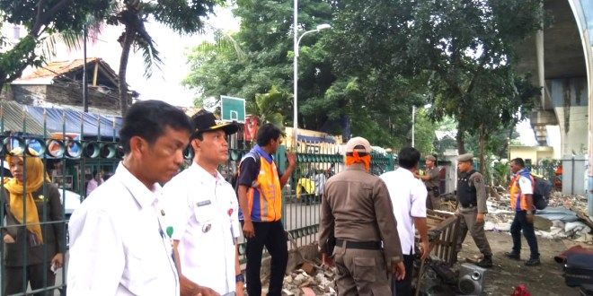 Gak Ngelawan Tuh Penataan Jalan Juanda, di Harapkan Warga  Menjaga Kawasan Tertib