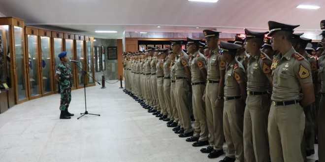 Sebanyak 533 Taruna Akmil Kunjungi Mueum Pusat TNI AU Dirgantara Mandala