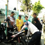 Lurah GSU ; Jalan Gunung Sahari Raya 7A di Tetapkan Kawasan Sterilitas Lintas Mobil Parkir