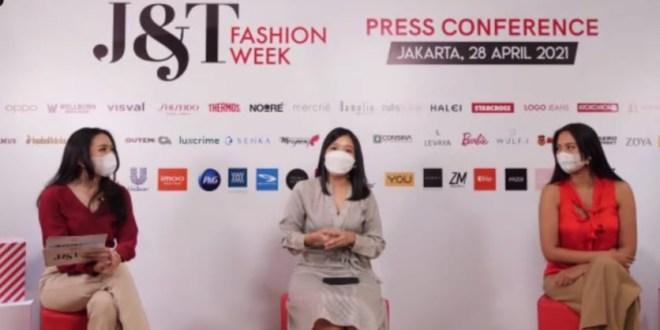 Wadahi Transaksi Jual Beli Online Dalam Bentuk Fashion Show, J&T Express Hadirkan J&T Fashion Week