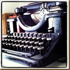 old typewriter by menken at morgueFile.com