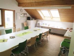 Vermietung von Räumen im Stephanshaus
