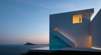 FRAN SILVESTRE ARQUITECTOS VALENCIA - HOUSE ON THE CLIFF - IMG ARQUITECTURA - 05