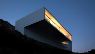 FRAN SILVESTRE ARQUITECTOS VALENCIA - HOUSE ON THE CLIFF - IMG ARQUITECTURA - 07